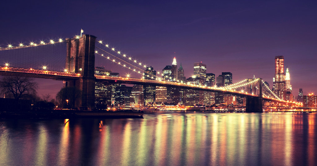 brooklyn bridge in new york alles over deze wereld beroemde brug. Black Bedroom Furniture Sets. Home Design Ideas