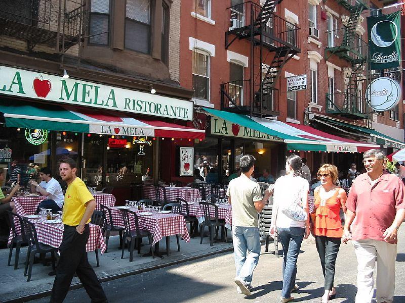 Good Italian Restaurants In Manhattan On Park Avenue